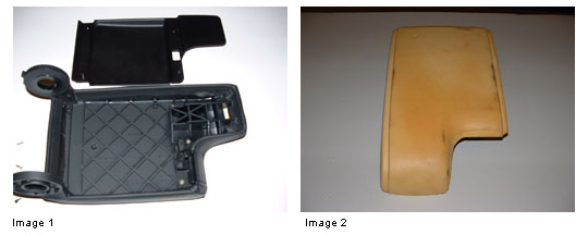 BMW Arm Rest Removal 8