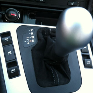 E46 Automatic Shift Boot