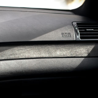 E46 Dash Trim Wrap