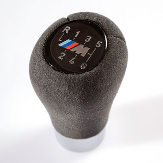 E46 Manual Shift Knob