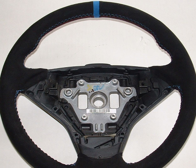 E60 M Sport 6 Speed Steering Wheel