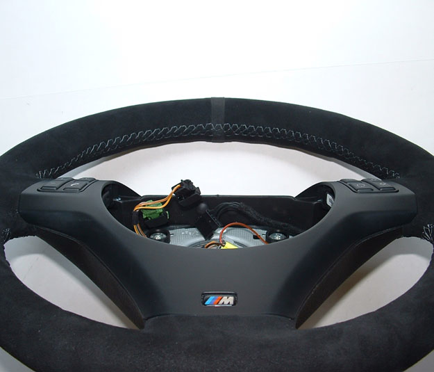 E82/E90 Thick M Sport Steering Wheel (Non Paddle Shift)