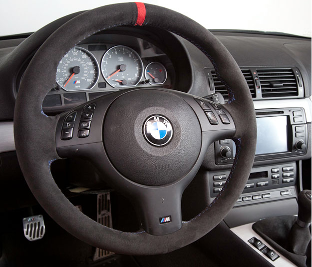 E46 M Sport 6 speed Steering Wheel