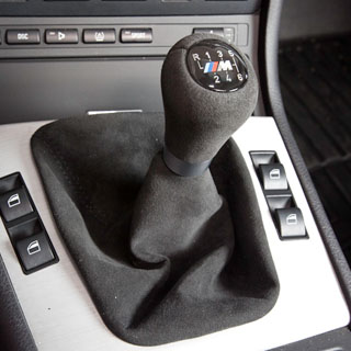 E46 Manual Shift Boot