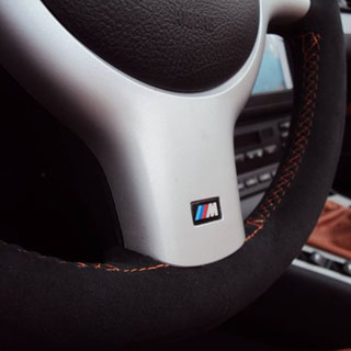 E46 Lower Steering Wheel Trim