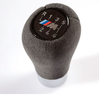 manual 6-speed shift knob