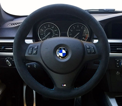 e82 thick m sport steering wheel
