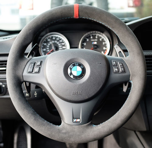 E90 DCT Thick M Sport Steering Wheel